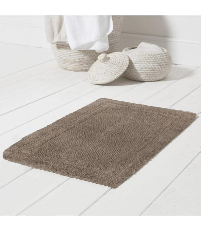 ADRIEN LEWIS *BALI REVERSIBLE COTTON BATH MAT AST 17X24 (MP12)