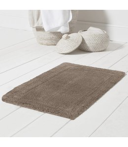 "ADRIEN LEWIS BALI REVERSIBLE COTTON BATH MAT AST 21X36"" (MP12)"