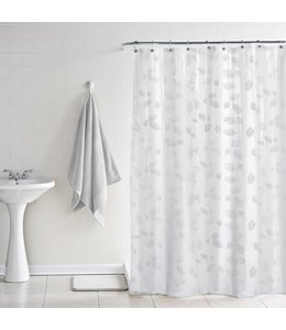LAUREN TAYLOR *BLOOM PEVA SHOWER CURTAIN