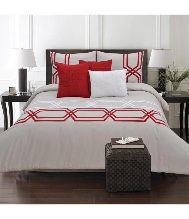 *DIAMOND COMFORTER SET (MP3)