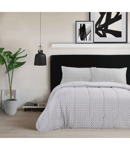 *DEAN WAFFLE COMFORTER CHARCOAL (MP3)