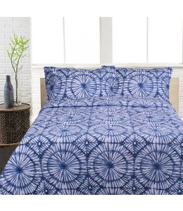 *TASHA TIE DYE COLLECTION COMFORTER SET (MP3)