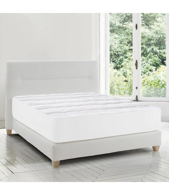 W HOME *SOFT TOUCH MATELASSE MATTRESS PAD (MP4)