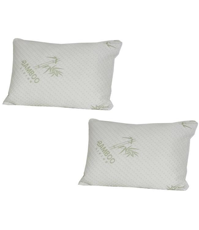 MAISON BLANCHE BAMBOO WATERPROOF PILLOW PROTECTOR (MP12)