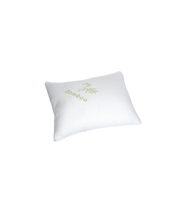 """MAISON CONDELLE BAMBOO COVER PILLOW WHIT 19x29"""" (MP10)"""