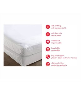 STUDIO 707 ANTI-BUG MATTRESS ENCASEMENT (MP8)