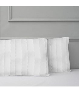 LAUREN TAYLOR ANTIBAC-PLUS PILLOW PROTECTOR