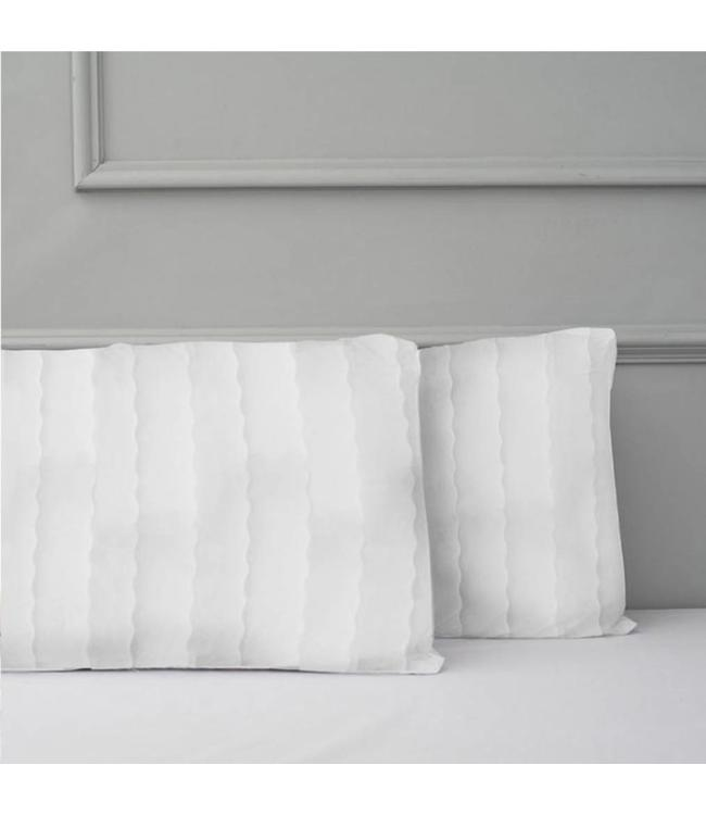 LAUREN TAYLOR *ANTIBAC-PLUS PILLOW PROTECTOR