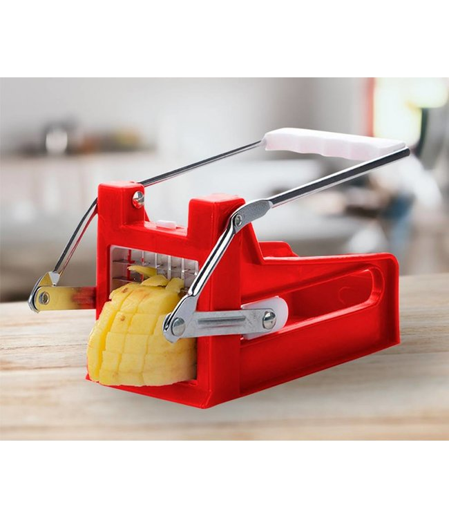 A LA CUISINE POTATO CUTTER w/SUCTION (MP12)