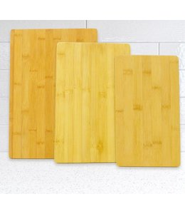 "A LA CUISINE *BAMBOO CUTTING BOARD 10X14"" (MP6)"