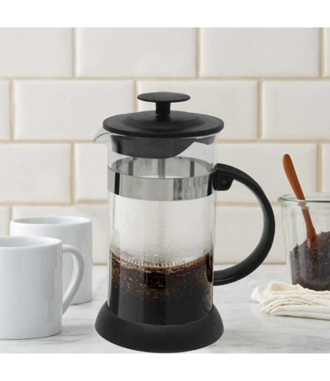 A LA CUISINE *FRENCH COFFEE PRESS BLACK 800ml (MP12)