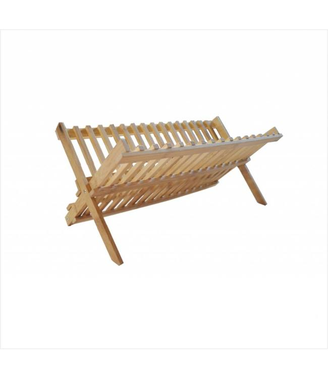 A LA CUISINE *BAMBOO DISH DRYING RACK (MP4)