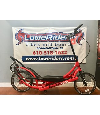 2017 ELIPTIGO 8C - RED/BLACK