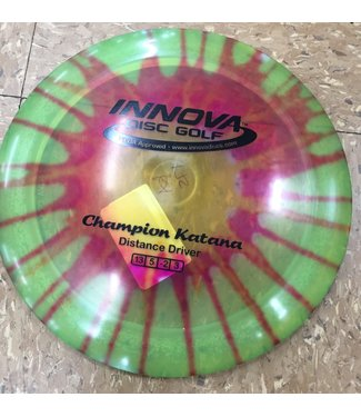 Innova Disc Golf Innova I-Dye Champion Golf Disc: Assorted Models and Colors