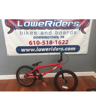 "Fit Bike Company 2017 FIT 18"" BMX - RED"