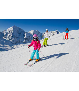 LoweRiders DAILY SKI RENTAL PACKAGE - 7 DAYS (Adult/ Youth)