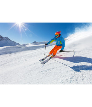 LoweRiders DAILY SKI RENTAL PACKAGE- 2 DAYS (Adult/ Youth)