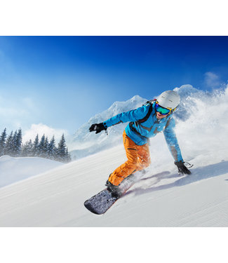 Daily Snowboard Rental Package - 1 day (Adult/ Youth)