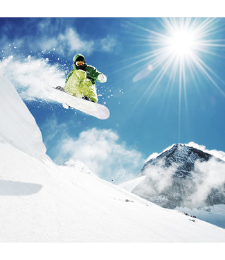 Daily Snowboard Rental Package- 3 days (Adult/ Youth)