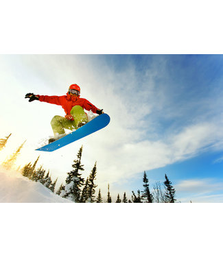 Daily Snowboard Rental Package- 7 days (Adult/ Youth)