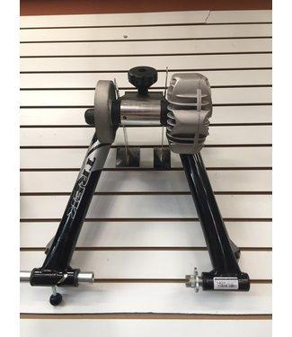 Used CycleOps Fluid Trek Trainer