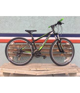 Jamis Trail X 27.5 Black/Green