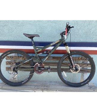 GT So-CAL Mountain Bike- Size Small