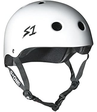 S1 Lifer Helmet - White Gloss X-Large