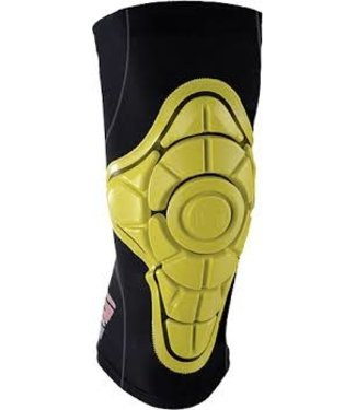 G-FORM ELBOW PAD S-ICONIC YELLOW BLK/YEL