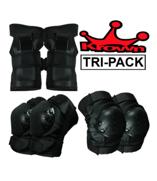 Krown Action Pad Tri-Pack LARGE