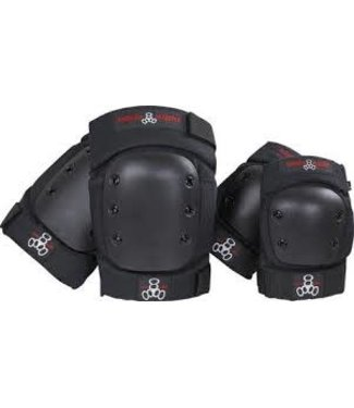 Triple 8 TRIPLE 8 PARK 2 PACK XL KNEE/ELBOW
