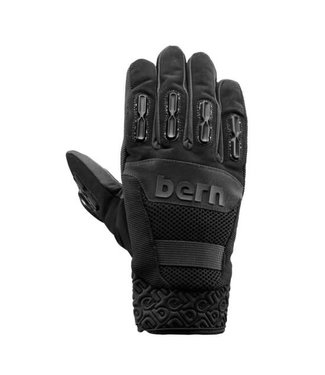 BERN SLIDE GLOVES FULTON BLACK
