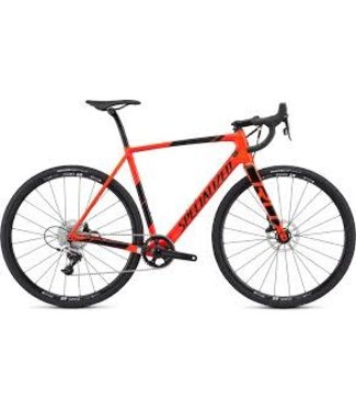 Specialized CRUX ELITE RKTRED/TARBLK 54