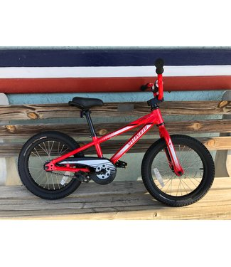 "Specialized Hotrock 16"" Red Used"