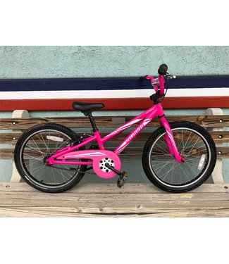 "Specialized Hotrock 20"" Pink Used"