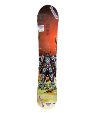 Lamar Used Snowboard - Lamar Mecha 132cm