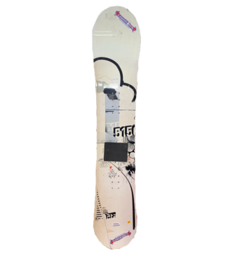 5150 Used Snowboard - Fifty One Fifty 151cm