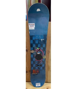 Used Snowboard - RIDE 125cm