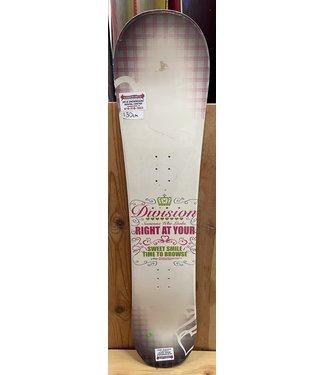 Used Snowboard -  Division 130cm