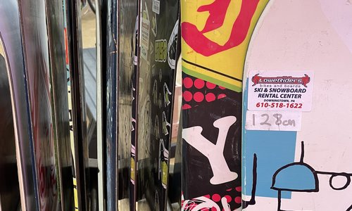 USED SKIS AND SNOWBOARDS FOR SALE