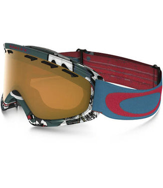 Oakley O2XS Shady Trees Blue Red w/Persimmon