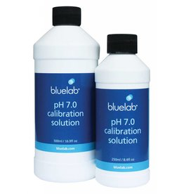 Blue Lab Bluelab pH 7.0 Calibration Solution 500 ml
