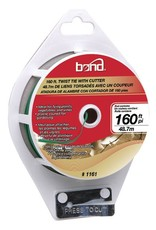 Bond Bond Twist Tie Spool - 160 ft
