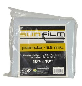 Panda Film Sunfilm Black & White Panda Film 10 ft x 10 ft Folded & Bagged