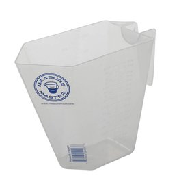 Measure Master Measure Master Graduated Rectangle Container 32 oz/1000 ml