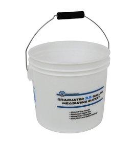 Measure Master Measure Master Graduated Measuring Bucket 3.5 Gallon
