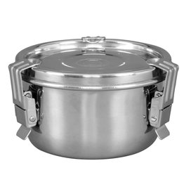 Humiguard HumiGuard Clamp Sealing Stainless Containers - Small