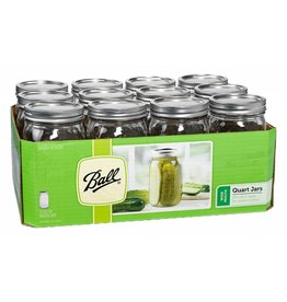 Ball Ball Jars Wide Mouth Quart