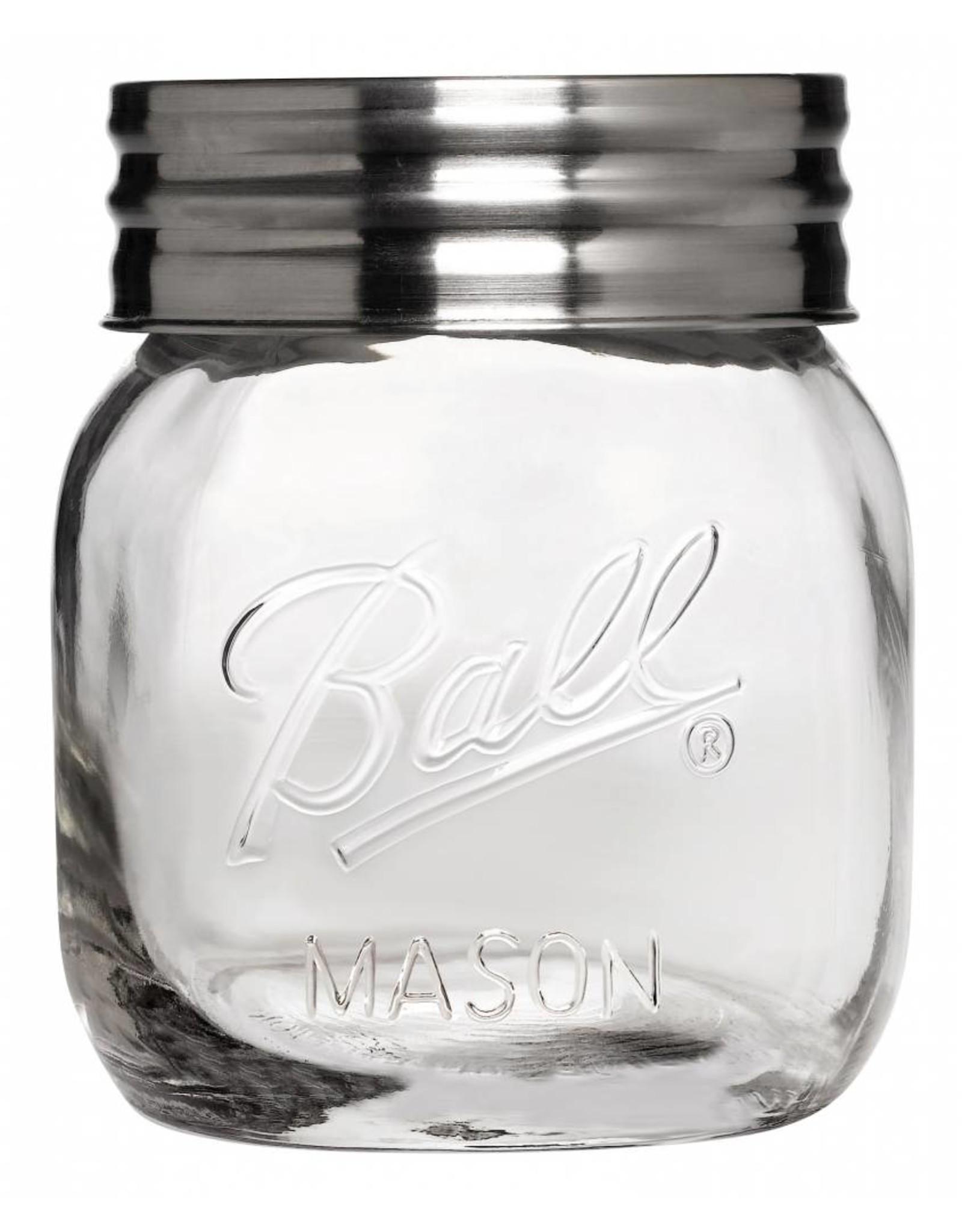 Ball Ball Super Wide Mouth Half Gallon Jar