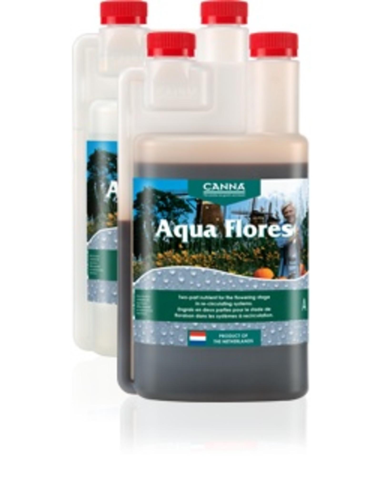 Canna Aqua Flores A/B Set 5 Liter